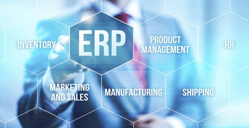 ارائه ERP سازمانی